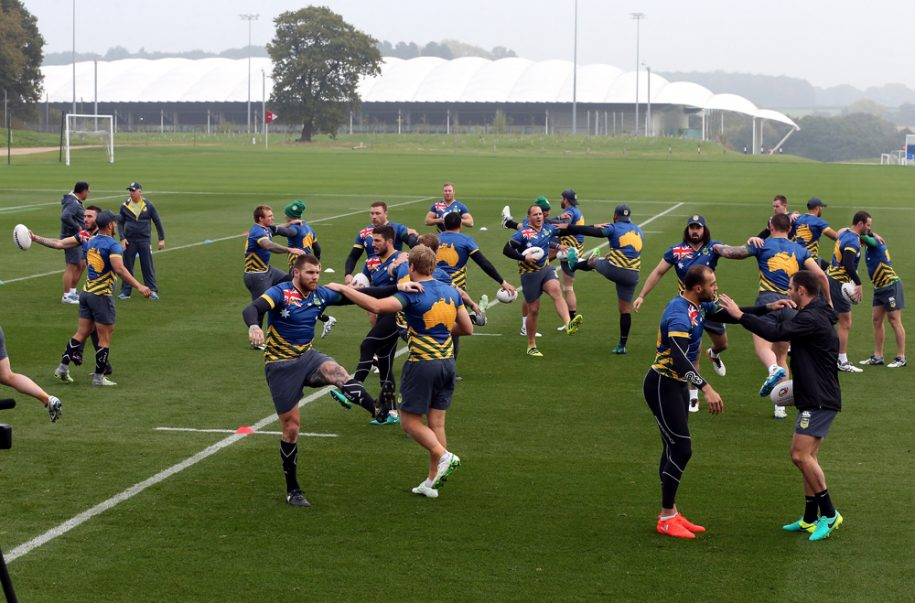 rugby team kangaroos