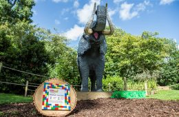 Great Brick Safari at Marwell Zoo