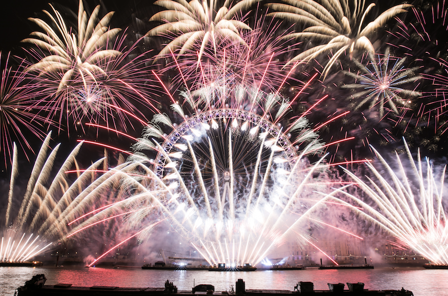 In Pictures/video: Jack Morton produces its 15th firework