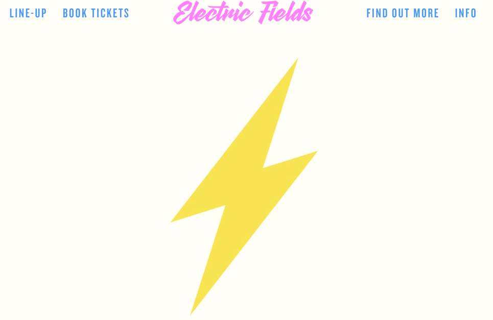 Electric Fields cancelled after site move attempt