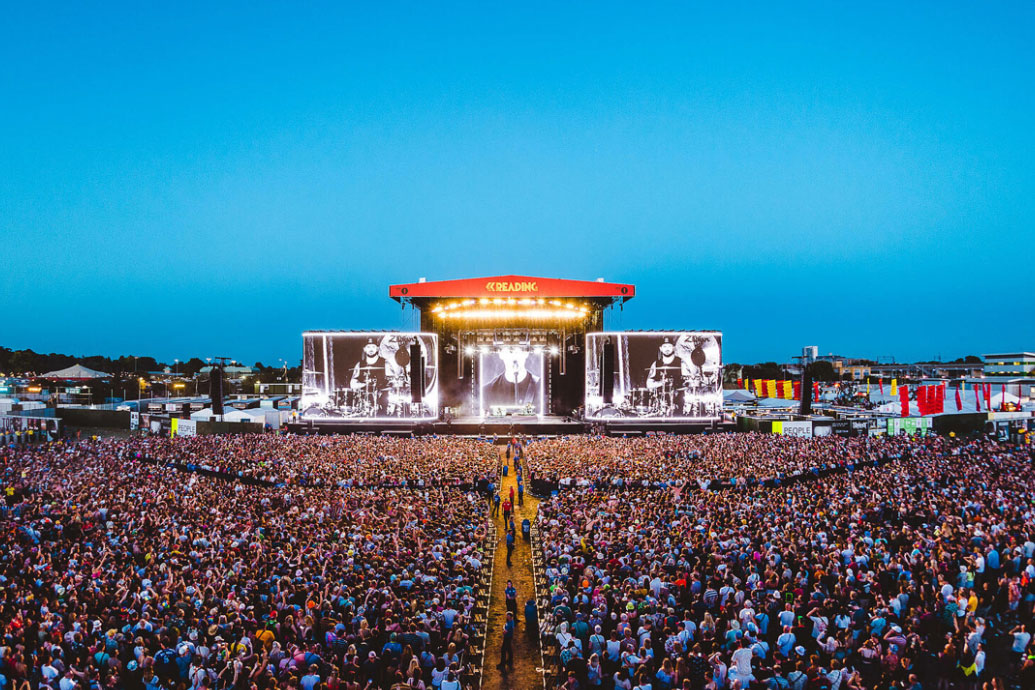 Case Study: Creative Technology nearly doubles main stage IMAGs at Reading & Leeds - Access All Areas