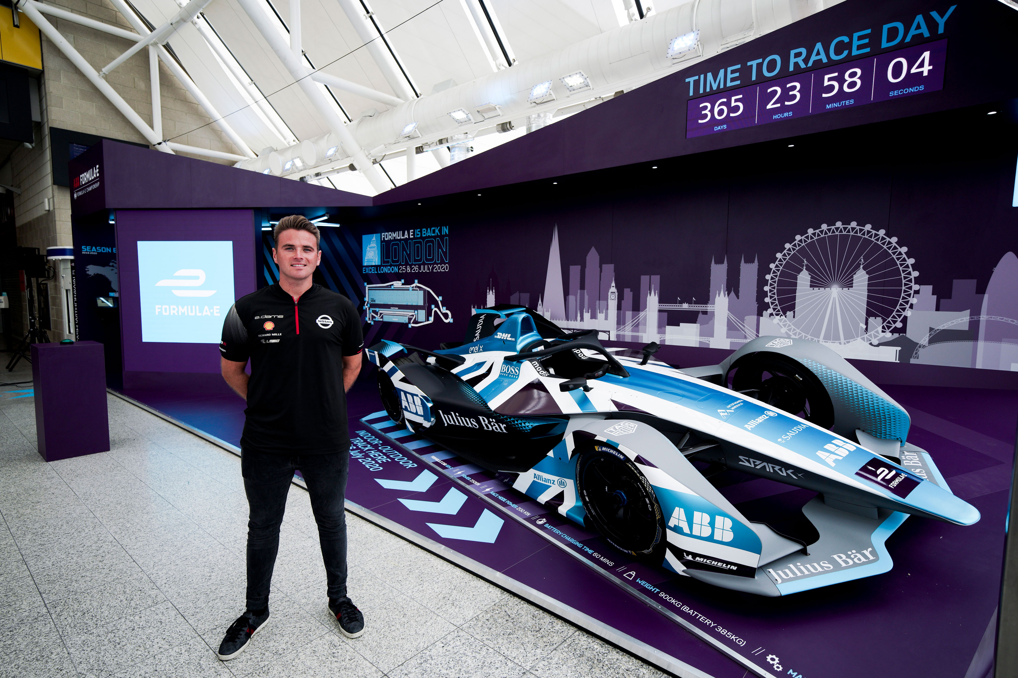 Formula E to close in August, will not come to London ExCeL ...
