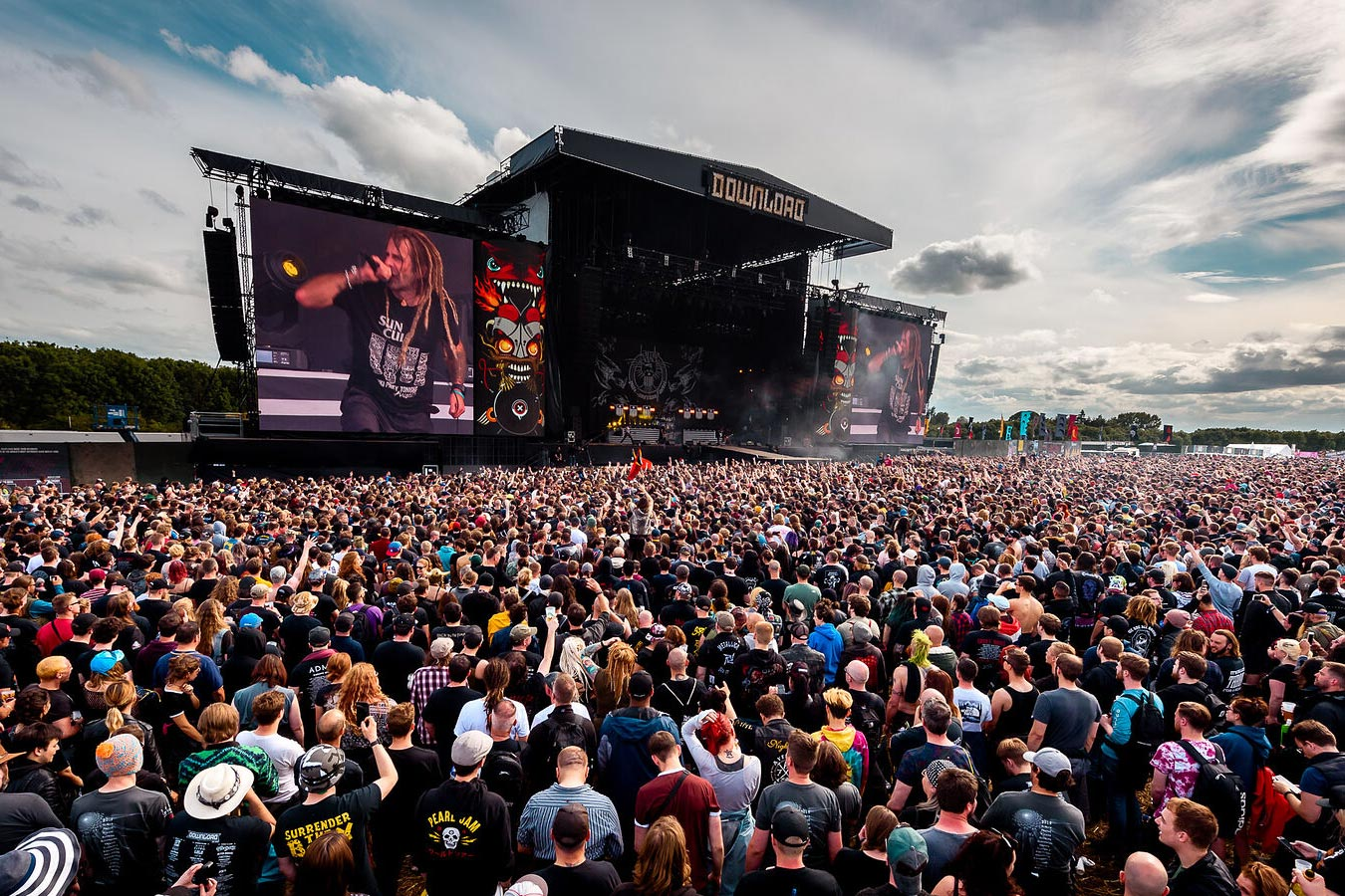 Download Festival Goes Virtual With Download Tv Access All Areas