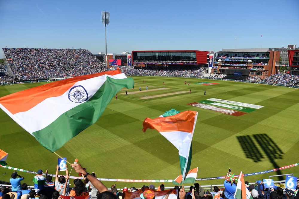 Live audiences to return for England vs India cricket test series in summer 2021 Stuart Wood