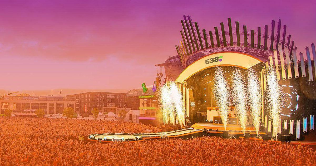 10,000 to attend Dutch outdoor concert this month - Access All Areas